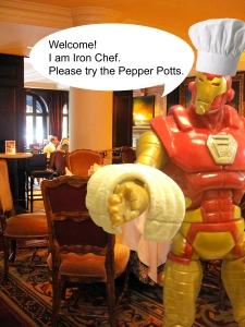 Macaroni Tony