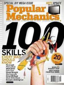 Popular Mechanics October 2008