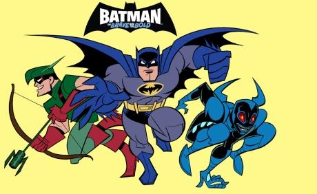 As seen on Cartoon Network