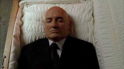 What's that, Six Feet Under producers?  I can't play a convincing dead guy?  I'll show you!  I'll show ALL OF YOU!!!