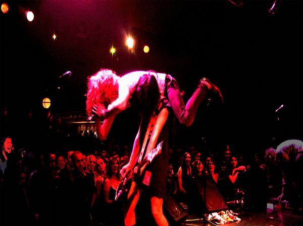 The Art, Live: 2007