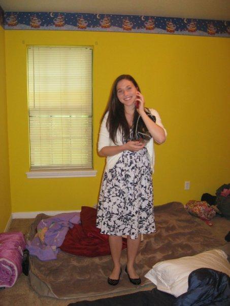 Maggie Conwell as 'Faith Carpenter'