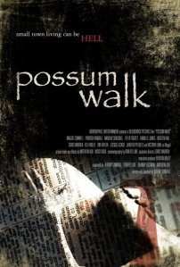 Possum walk poster