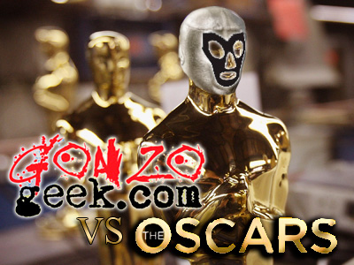 GonzoGeek vs. The Oscars 2011: Best Actor