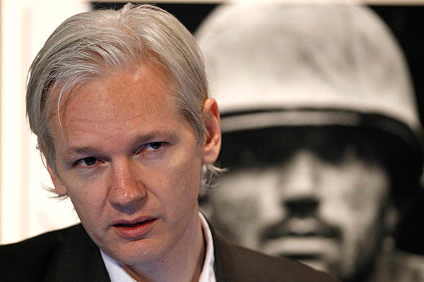 Julian Assange, Evolution, and Good Will Toward Men.