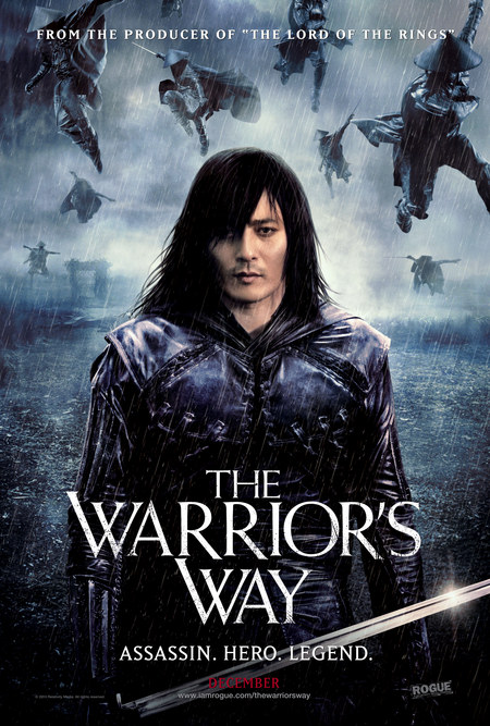 The Warrior's Way Red Band Trailer Released