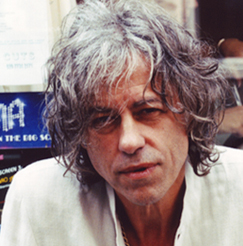 Bob Geldof: Newest once-cool old bastard